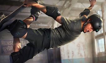 Tony Hawk's Pro Skater 1+2 : du gameplay dans l'entrepôt