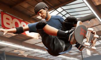 Tony Hawk's Pro Skater 1 + 2 PS5 et Xbox Series X : les nouveautés techniques