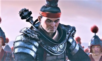 Total War Three Kingdoms : du gameplay en Chine