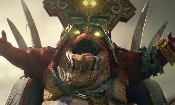 Total War Warhammer 2 : un trailer avec les Hommes Lézards