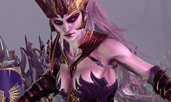 Total War Warhammer 2 : 10 min de Let's Play sur les Elfes Noirs