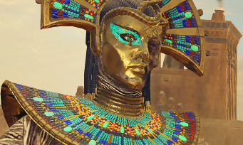 "Total War Warhammer 2 : trailer du DLC ""Rise of the Tomb Kings"""