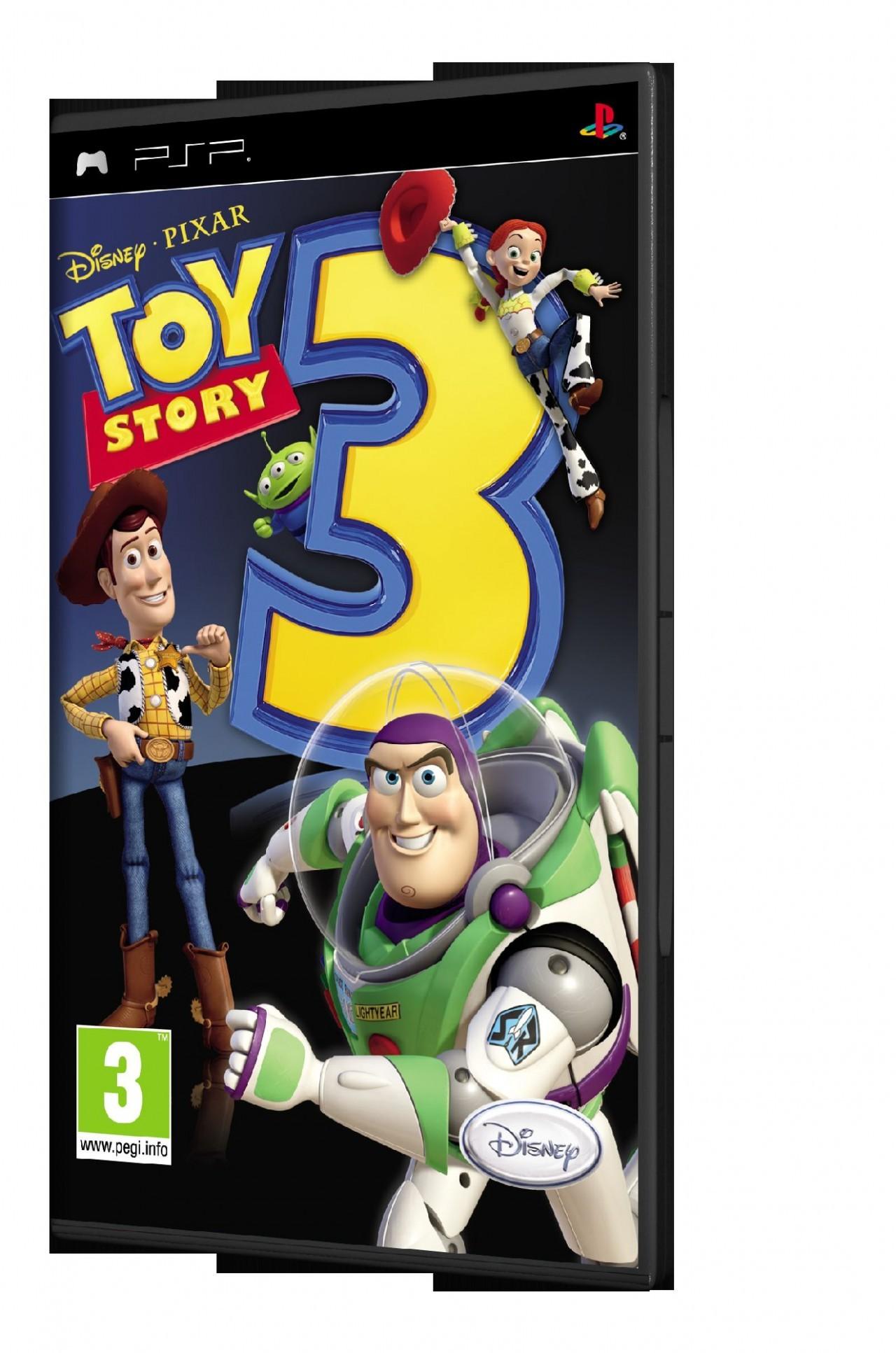 Jaquettes Toy Story 3 Le Jeu Video