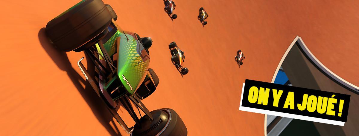 Trackmania: on y a joué, un nouveau départ pour le jeu phare de Nadeo ?