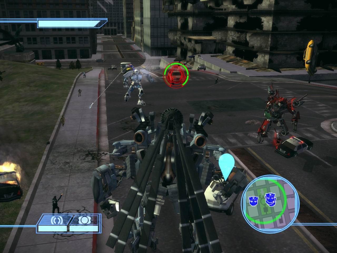 Images Transformers : Le Jeu