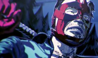 Travis Strikes Again No More Heroes : trailer cinématique sur Switch