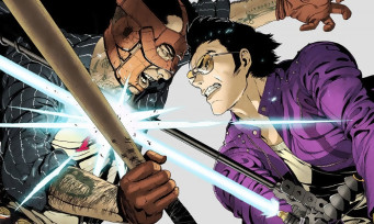 Travis Strikes Again No More Heroes : du gameplay avec des donuts
