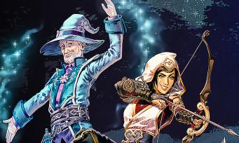 Trine 4 : un trailer de lancement féerique et plein de magie