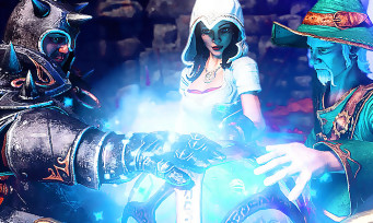 Trine 4 The Nightmare Prince : vidéo de gameplay 11 minutes