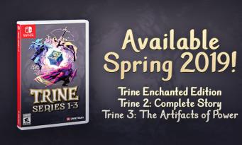 Trine : Series 1-3