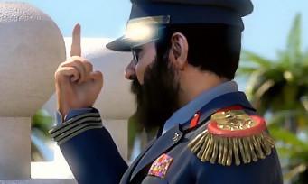 Tropico 6 : un trailer de lancement qui nous emmène au soleil
