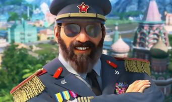 Tropico 6 : trailer de gameplay sur console avec El Presidente