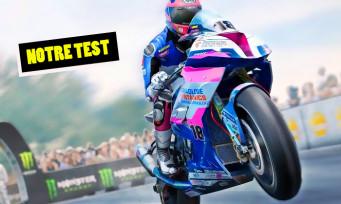 Test TT Isle of Man 2 : une suite efficace et surtout un bon jeu de motos