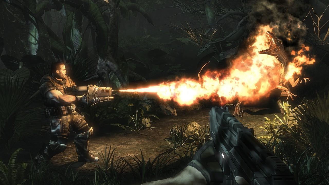 GC > Turok : des images PS3 et Xbox 360