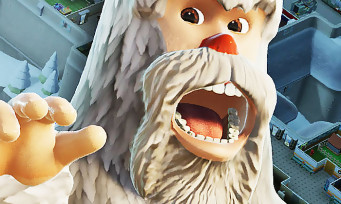 Two Point Hospital : un trailer givrant pour le DLC Big Foot, c'est vraiment fun
