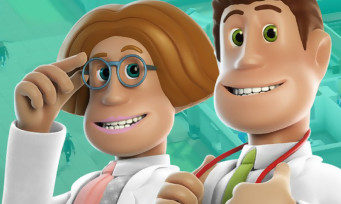 Two Point Hospital : un trailer pour la version console du jeu