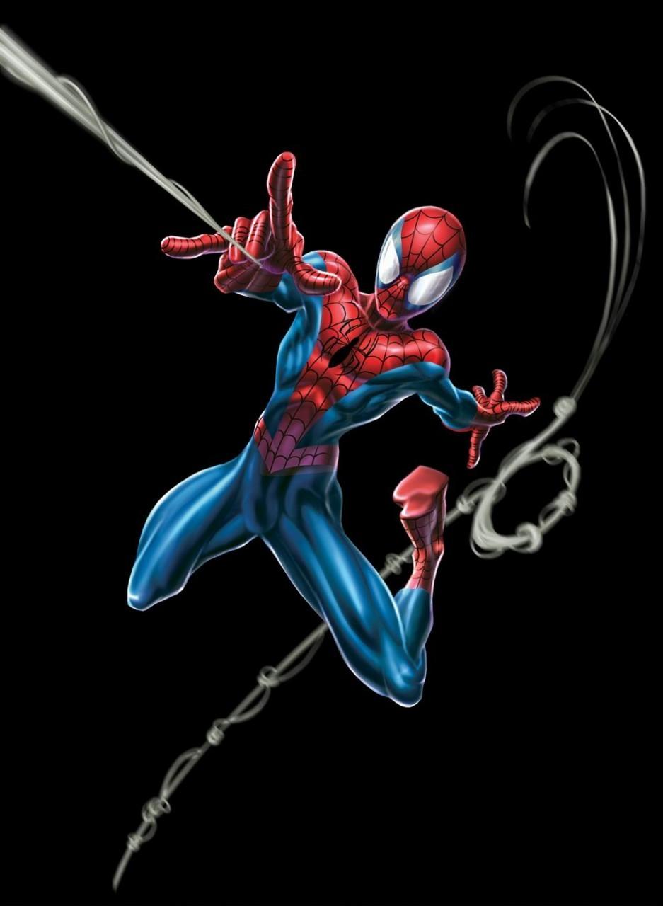 Artworks ultimate spider man - Jeux de ultimate spider man gratuit ...
