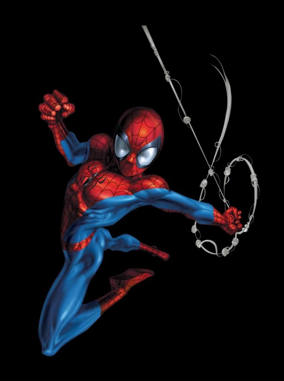 Artworks ultimate spider man - Et spider man ...