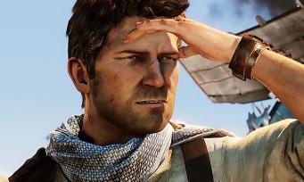 Uncharted : les épisodes PS3 bientôt portés sur PS4 ?