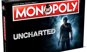 Uncharted : un Monopoly aux couleurs du jeu ! Toutes les images