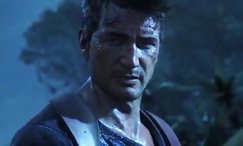 Uncharted 4 : le trailer avec le moteur du jeu