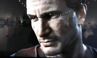Uncharted 4 : un portrait de Nathan Drake sur PS4