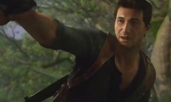 Uncharted 4 : regardez donc la démo en 1080p non compressée