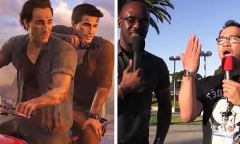 Uncharted 4 : on a vu la suite de la démo et le patron, c'est lui !