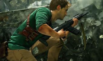 Uncharted 4 : on vous offre 7 minutes de gameplay maison du mode multi