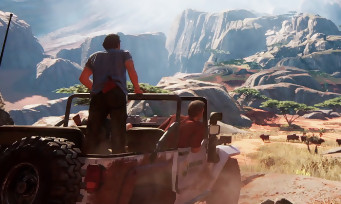 Uncharted 4 : un story trailer qui nous fait voyager aux 4 coins du monde !