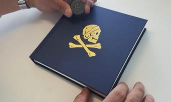 Uncharted 4 : à quoi ressemble le press kit collector ? Voici notre unboxing !