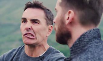 Uncharted 4 : quand Nolan North pense qu'il est Nathan Drake dans la vie