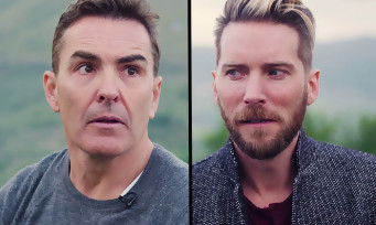 Uncharted 4 : l'interview des Frères Drake entre Nolan North et Troy Baker
