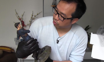 Uncharted 4 : notre unboxing du collector Libertalia avec la figurine Nathan