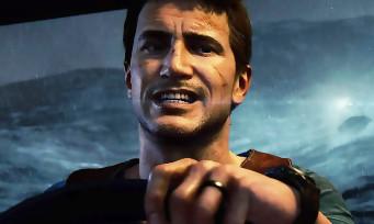 Uncharted 4 : une vidéo de gameplay de 3 minutes sur PS4 Pro
