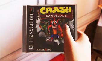 Uncharted 4 : voici comment Crash bandicoot est arrivé dans le jeu