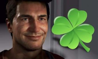 Uncharted : une drôle de révélation sur Nathan Drake, un héros très chanceux !