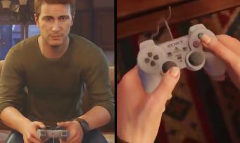 Uncharted 4 : une vue FPS dans le jeu via un mod, la preuve en vidéos