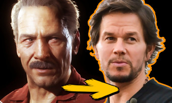 Uncharted : Nolan North (Nathan Drake) donne son avis sur Mark Wahlberg