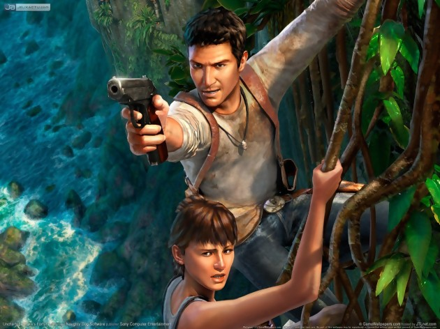 Uncharted : Drake s Fortune