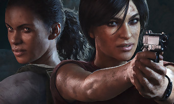 Uncharted The Lost Legacy : une démo de dingue sur PS4 Pro