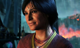Uncharted The Lost Legacy : trailer avec les meilleures notes US