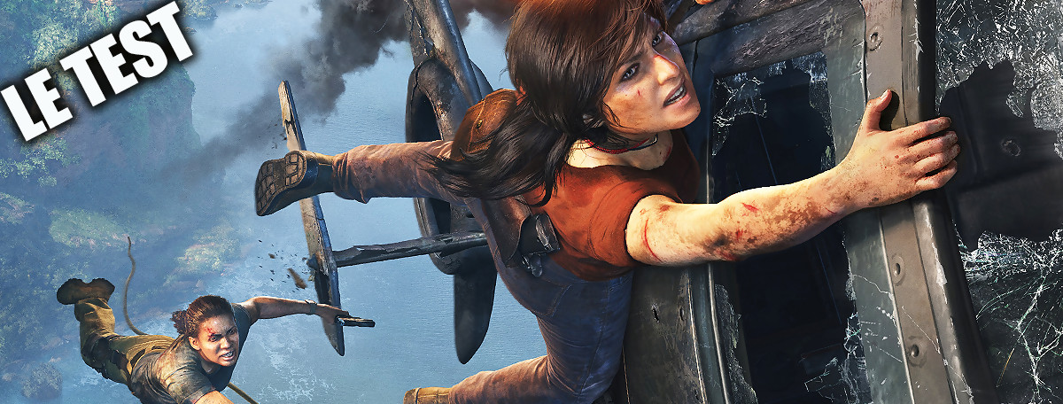 Test Uncharted The Lost Legacy sur PS4 et PS4 Pro