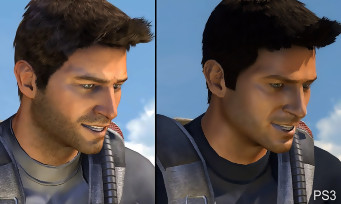Uncharted Collection : comparatif vidéo PS3 / PS4 d'Uncharted 1