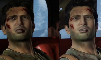 Uncharted Collection : comparatif des graphismes PS3/PS4 Uncharted 2