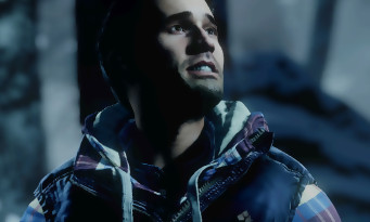 Until Dawn : 9 minutes de gameplay enneigées avec Brett Dalton