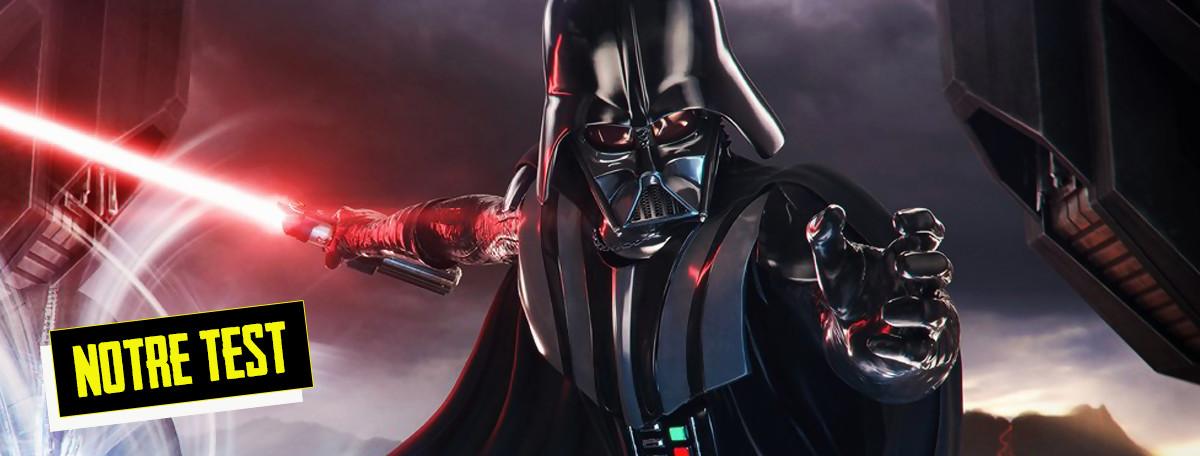 Test Vader Immortal VR : une aventure Star Wars courte mais réussie