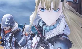 Valkyria Chronicles 4 : une vidéo de gameplay focalisée sur les combats