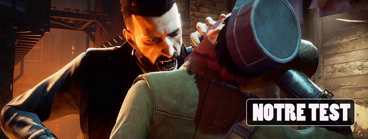 Test Vampyr : le jeu qui rend à crocs ?