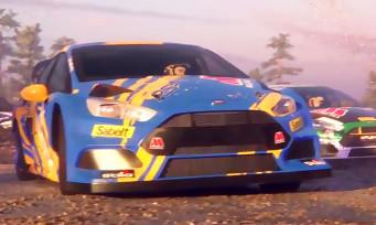 V-Rally 4 : une nouvelle vidéo qui présente le V-Rallycross et le buggy
